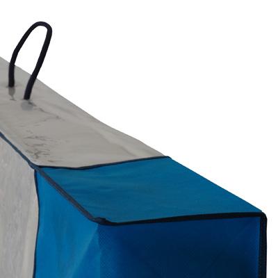 Housse matelas emballage plastique pour matelas mod le pvc for Housse matelas plastique