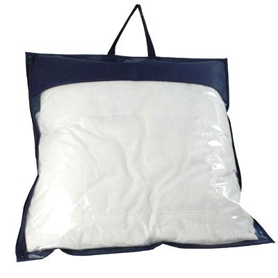 housse pour oreiller en stock emballage literie packaging pour oreillers disponible sur stock. Black Bedroom Furniture Sets. Home Design Ideas