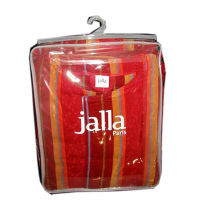 emballage pour peignoir packaging sur mesure linge de maison cr ation d emballage textile. Black Bedroom Furniture Sets. Home Design Ideas