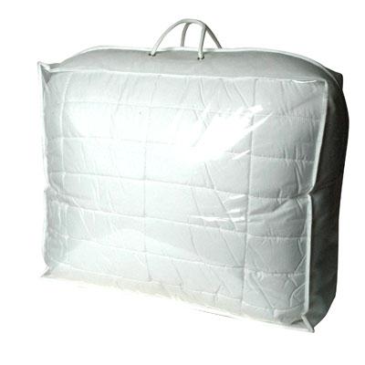 emballage literie housses pour couette en pe et non tiss sur stock. Black Bedroom Furniture Sets. Home Design Ideas